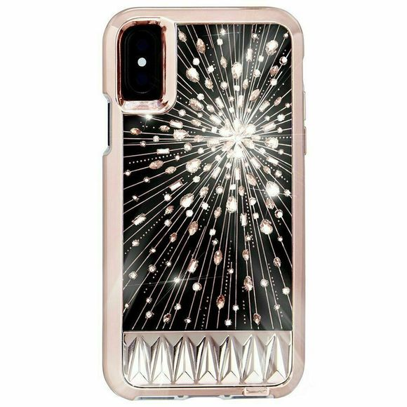 Case-Mate iPhone X Case Light Up Crystals